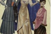 L'arte dell'abito  / Come un abito è arte, introspezione di vita attraverso gli stili, le mode, la classicità e quell'eleganza eterea che altri secoli donavano.