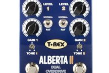 T-Rex Engineering Pedals