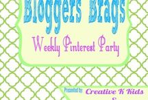 Bloggers Brags / This is a collection of blogs with amazing content.