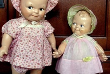 Oh You Baby Doll / Vintage dolls / by Jeanne Norman
