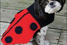 dress for pets / by Paula Loveless