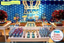 Festa: O Pequeno Príncipe - Caramelados Doceria