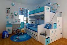 Ideias de decoração do quarto