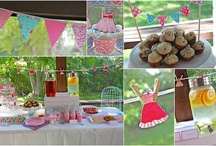 Party ideas / by Dayna Goebert