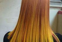 Colours! / Colors, hair, beauty