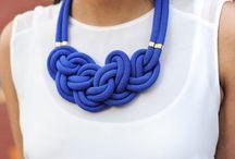 Collar de cuerda