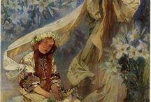 Art Nouveau - Painting / Jugendstil