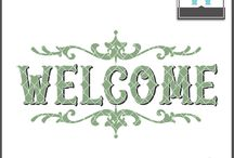 Home & Decor / SVG   DXF   EPS   Ai commercial use designs for your Cricut and Silhouette cutting machines