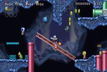 Underground Worlds of Mario / Mario in de onderwereld... Vroeger en nu!