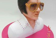 Elvis taart