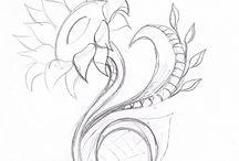 ART  / Drawing ideas etc..