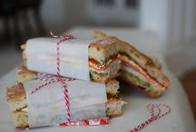 Sandwiches n Wraps / by Kim Leethal