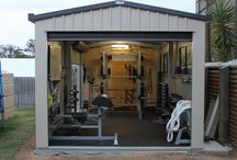 Home Gyms / Easy simple designs to make the home gym more inviting