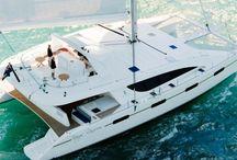 Sailing Jacht Katamaran