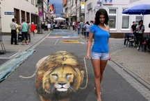 Chalk art / Awesome visual effects
