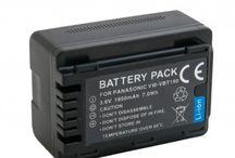 Аккумуляторы для фото- видео техники