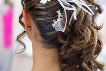 epingle cheveux en dentelle
