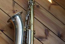 King Super 20 saxophone