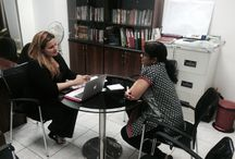 King's College London University representative visit / On Thursday, the 27th November 2014, Ms. Julie Dass, Senior International Marketing Officer for the Gulf from King's College London met with aspiring students and their families at our office in Dubai.