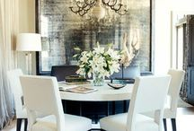 Dining rooms / by K.c. Conway