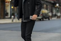 Men's Winter style / It's all about winter style