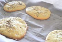 cloud bread / Low carb