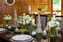 Christmas Flowers and Centerpieces / Christmas flowers and centerpieces for delivery in the Phoenix metro area from #Cactus Flower, Arizona's favorite florist.