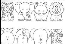 Animales En Infantil