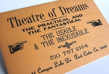 Paper and Toy Theatres