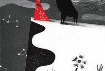ILUSTRACIÓN / Artistas dedicados a la Ilustración en todas sus vertientes