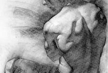 Sketchbook | Anatomy Male