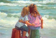 BY THE SEA / by HaroldandElaine Zech