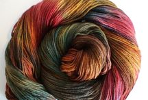 Knitting and Yarns / Yarn, Patterns, Inspiration  / by Picklevalentine