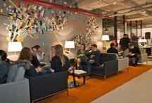 ArtSHINE Coworking Space @ CoSydney / A vision board for ArtSHINE creative space in Sydney.