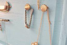 Jewelry + Hardware = Delight!