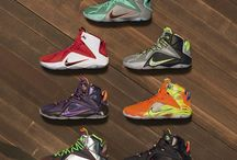 LBJ Shoes... / ||lebron||james||nba||shoes||