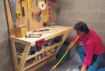 DIY Workbench / Ideas for building a DIY workbench