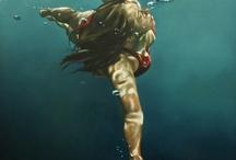 ART - underwater paints