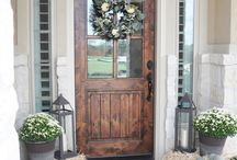 Entry/front porch