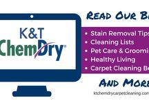 K&T Carpet Cleaning Blog / 0