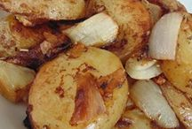 vegatable dishes