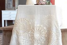 Doilies / by Sarah Goff Adkison