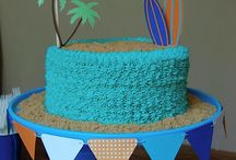Surf Cakes
