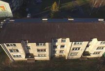 Kortermajade renoveerimine / Rekonstrueerimine vundamendist katuseni koos projekteerimisega - hoonete soojustamine ja renoveerimine