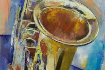 jazz paintings
