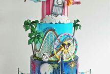 Cakes for me birthday