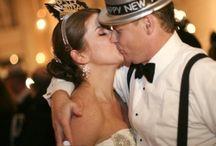 New Years Eve Weddings / www.katherinecourtney.com