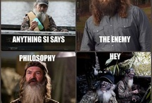 Duck Dynasty / by Shelley Lester
