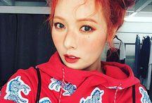 Hyuna... / A true Goddess ❤...