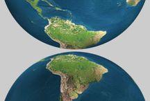 Geografia en general. / La Geografia del mundo en todos sus aspectos.